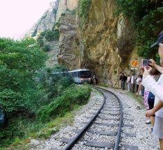 Κλειστός παραμένει από τις 20 Απριλίου ο Οδοντωτός σιδηρόδρομος – Η ανακοίνωση του ΟΣΕ